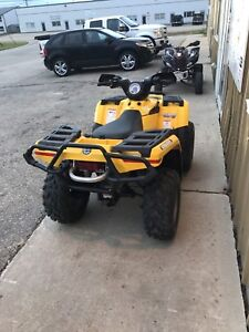 Can Am 400 4x4