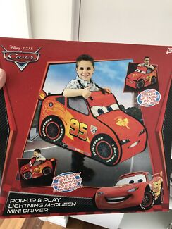 Lightning McQueen cars costume