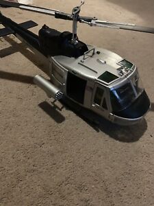 Toy Huey Helicopter with action figure