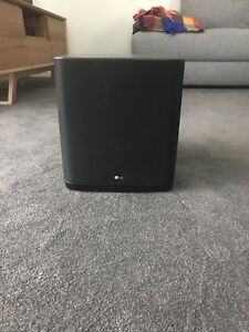 LG SJ9 5.2.1ch Soundbar with Wireless Subwoofer