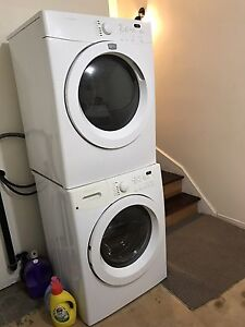 Frigidaire washer & dryer in perfect condition- Delivery