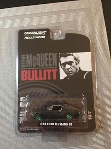 Greenlight green machine - Bullet Mustang