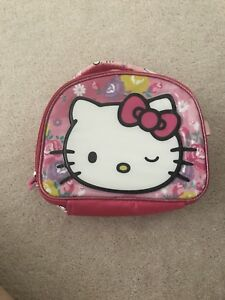 Hello kitty lunch bag - brand new