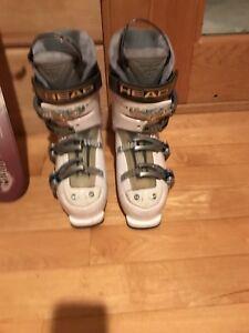 Head Women's ski boots