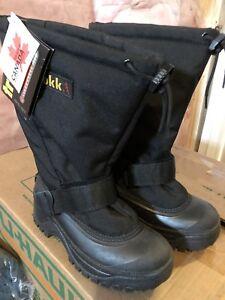 Ladies Trukk Snowmobile Boots Size 6