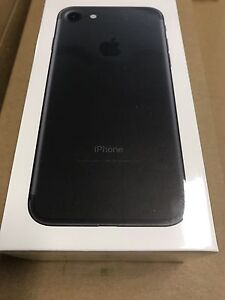 BRAND NEW IPHONE 7 128gb BLACK Endeavour Hills Casey Area Preview