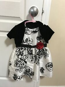 Two 18 month dresses