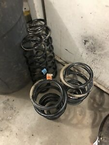 Jeep Jk Coil suspension springs