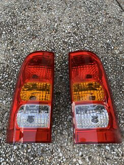 Genuine Brand new rear tail lights for Toyota Hilux 2010 Beerwah Caloundra Area Preview