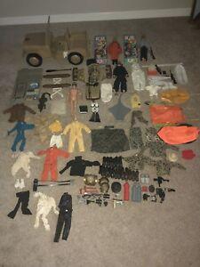 Large Gi Joe Collection (1970's)