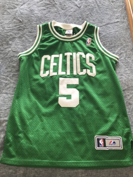 4595ac92a7 Celtics and Nike basketball tops