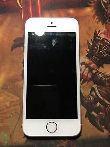 iPhone 5s 16gig unlocked no charger