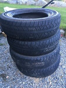 185/65R14  4 all season  tires. Free.  Sold PP.