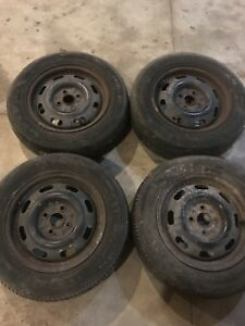 14 inch rims 4x100 bolt pattern (tires are done)