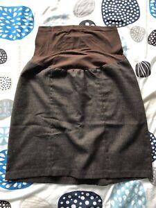 Nice and warm maternity skirt