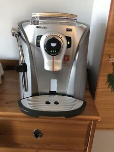 Saeco odea giro plus fully automatic espresso machine
