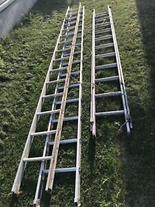 Extension Ladders + Arms/Stabilizers