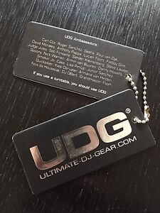 UDG Professional Record Travel Bag