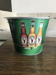 Beer tin cans