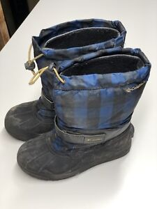 Columbia Winter Boots.  Size 5