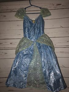 Disney Princess Dress- Cinderella (6/6x)