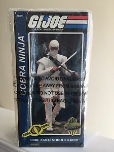 Storm Shadow GI Joe - Sideshow Exclusive 12 inch figure