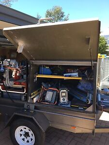 Tilers, Trailer and tools Kinross Joondalup Area Preview