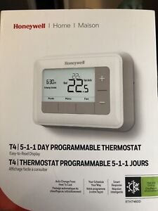 Honeywell T4 5-1-1 Day Programmable Thermostat
