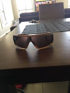 Arnette Sunglasses Orange Orange Area Preview