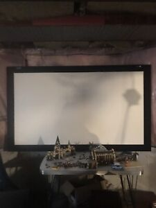 """72"""" DaLite JKP Affinity Projector screen"""