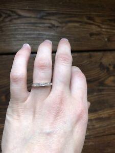 Wedding Band - NEW PRICE