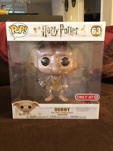 """Dobby 10"""" Pop Funko"""