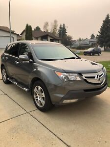 2008 Acura MDX Active Status Low Kilometers Dealer Maintained