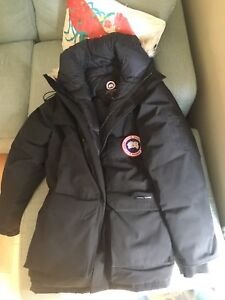Men's Canada Goose Expedition Parka size large