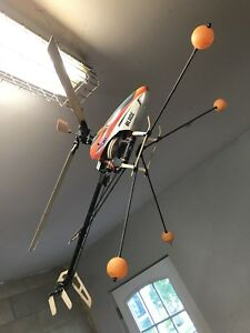 Perfect rc blade 450 3D helicopter