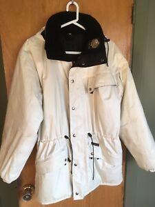 KANUK manteau hiver femme chaud méd payé 850$ réduit auj