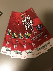 Moose heads tickets for sale