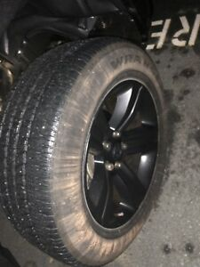 275/60R20 tires