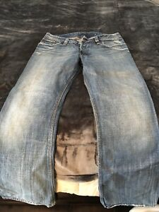 Men's diesel jeans size 30 and AE sweater