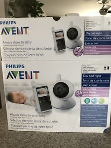 Digital video baby monitor Philips