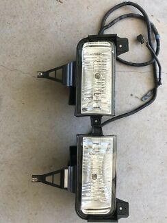 Fog lights Toyota 200 Series  Landcruiser