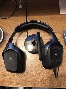 Logitech G930 Headset