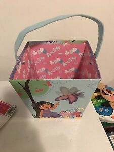 Dora Easter Basket