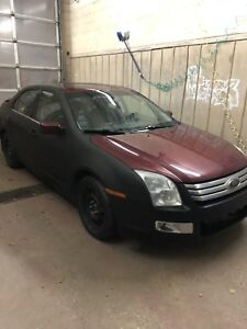 07 Ford Fusion AWD