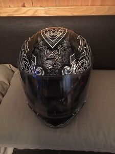 Scorpion Exo L full face helmet $100