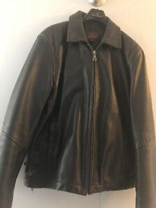 Danier Leather Jacket - size large