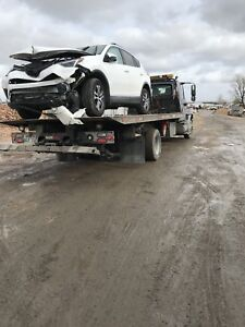 Chinoy Towing Tow Truck Flatbed Service - $40