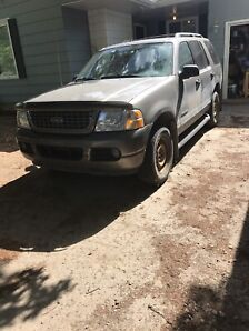 2004 Ford Explorer XLT. ***needs timing chain repair***