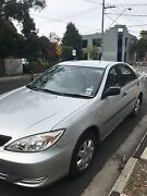 2003 TOYOTA CAMRY ALTISE WITH 1 YEAR REGO&RWC Elwood Port Phillip Preview