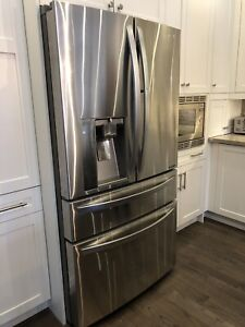 LG 29.7 cu. ft. French Door Refrigerator w/ Door in door